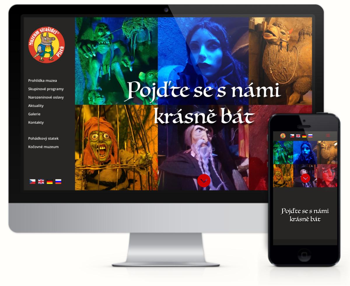 Muzeum Strašidel – expozice strašidel a pohádkových bytostí Plzně